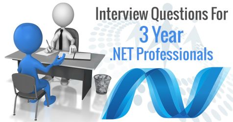 Infosys Interview Questions For DotNet Professionals