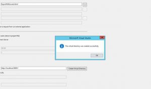 Unable to Launch the IIS Express Web Server