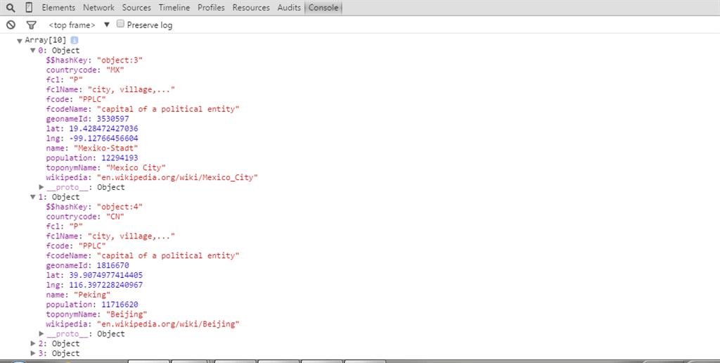 Learning AngularJS http
