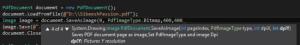 Using_Spire_PDF_Covert_PDF_To_Image