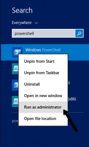 Setting the firewall configuration in Azure virtual machine