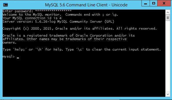 Back Up your ClearDB and restore in Azure Virtual Machine MySQL