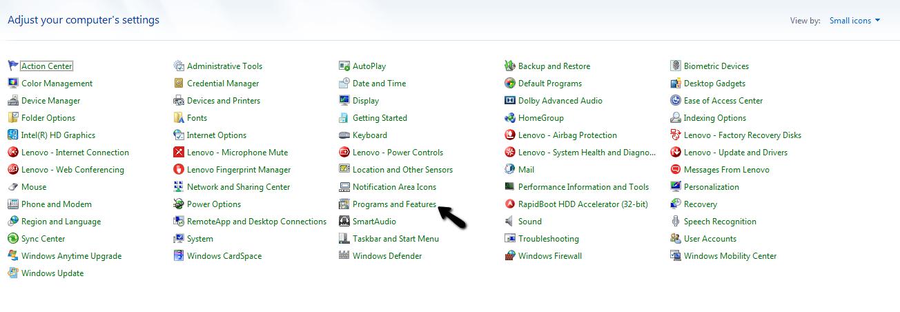 Configure IIS in Windows
