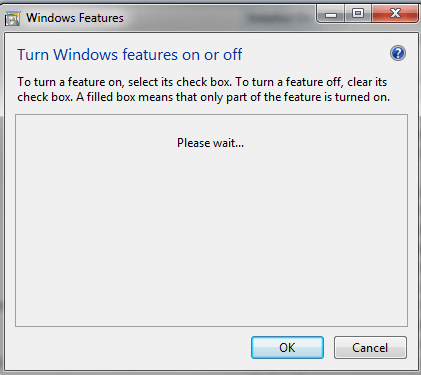 Configure IIS in Windows