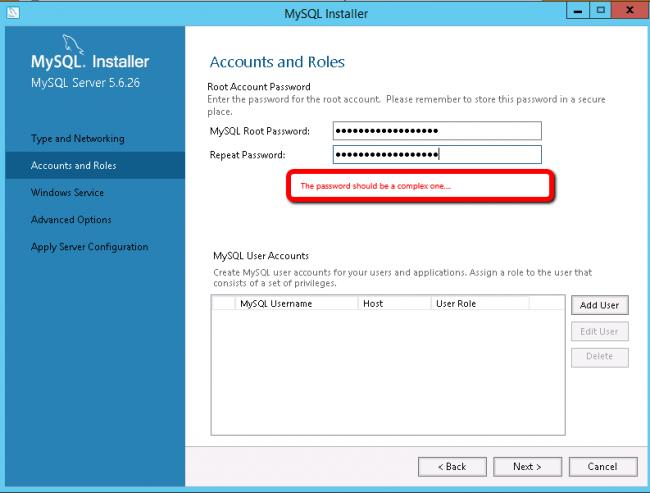 Install MySQL in Azure Virtual Machineq