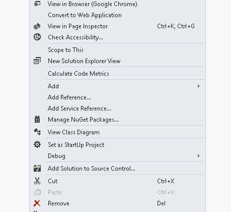 Select NuGet Package