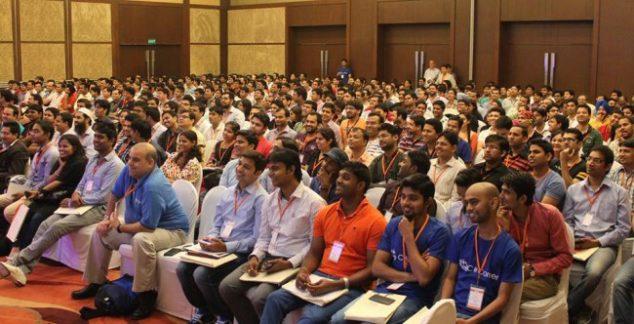 Attending C-Sharp Corner Annual Conference 2015