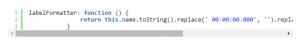 SyntaxHighlighter Example