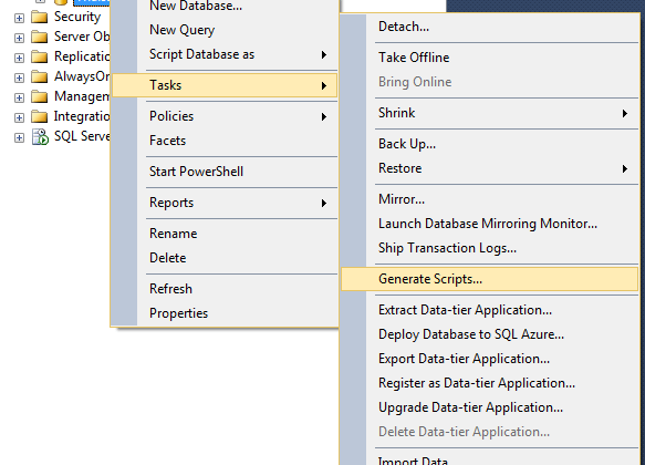 Database_Scripts_With_Data_Select_Option