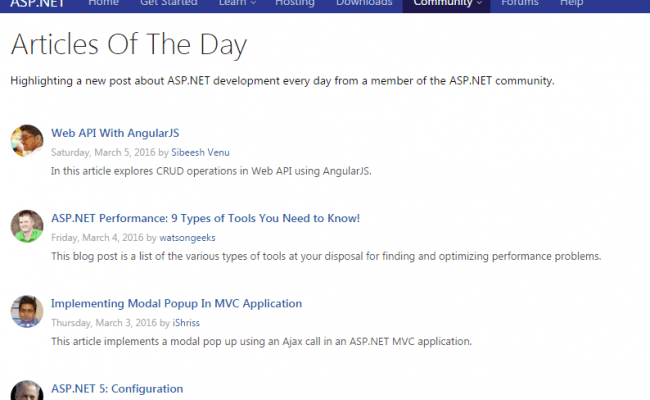 Asp_Net_Article_Of_The_Day_March_05_2016