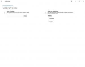 Azure Mobile App Output