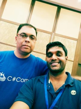 CSharp Corner Annual Meet 2016 5