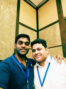 CSharp Corner Annual Meet 2016
