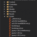 Script and Area Folder