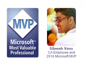 Sibeesh Venu CA Employee