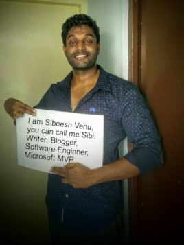 Sibi With Banner