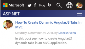 Asp Net Article Of The Day December 24 2016
