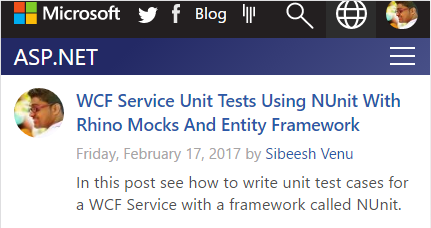 Asp Net Article Of The Day February 17 2017