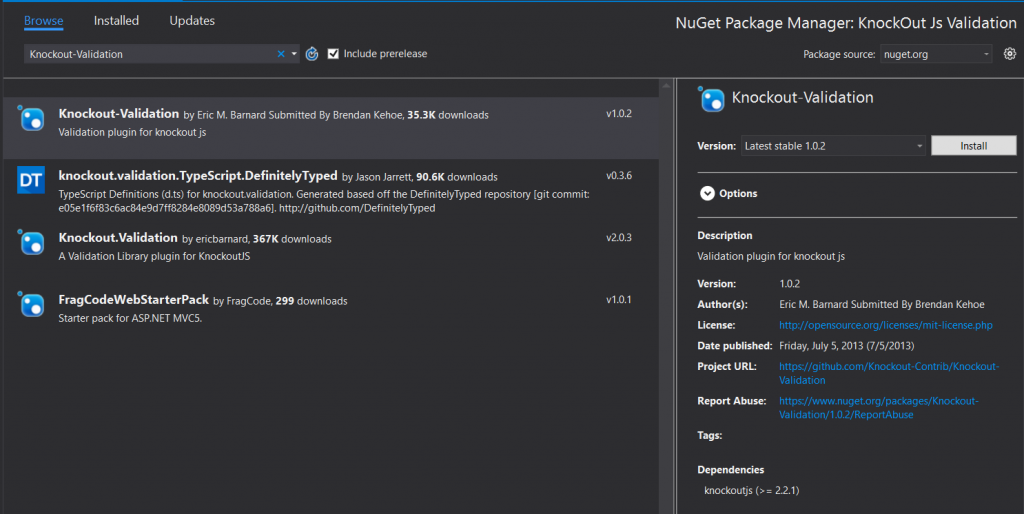 Knockout_Validation_JS_from_NuGet