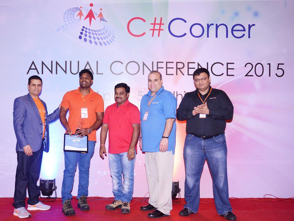 C# Corner MVP 2014