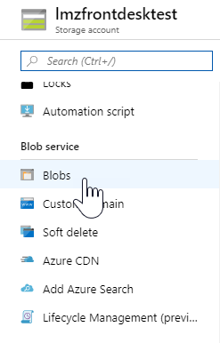 Creating an Azure VM from the VHDX/VHD File | Sibeesh Passion