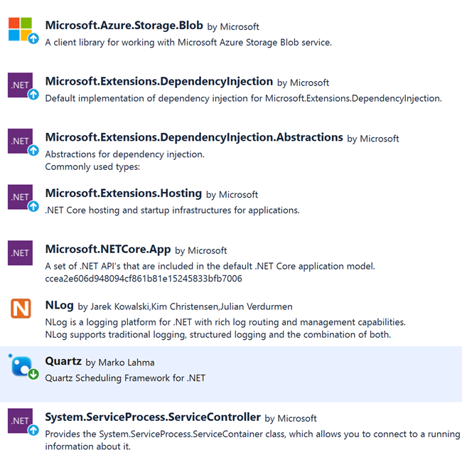 Asp Net Core Windows Service Scheduler Daily Weekly Monthly